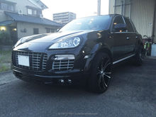 Genuine Porsche Cayenne used cars left hand drive AWD for sale