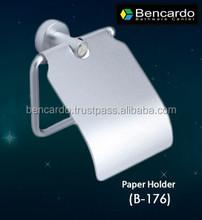 Bathroom Paper Holder - Bathroom accessories-Toilet Paper Holder - Bencardo accessories - B-176