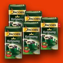Best Jacobs Kronung ground coffee 500g , Lavazza coffee, DALLMAYR PRODOMO COFFEE