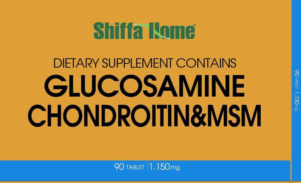 Glocosamine Logo