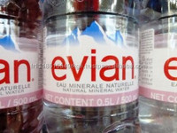 Evian quality mountain drinking water / mineral water wholesale