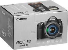 Cámara réflex digital Canon <span class=keywords><strong>EOS</strong></span> 5D Mark III Digital