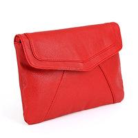 New Women leather envelope shoulder bags ladies small vintage summer handbags crossbody sling messenger bag satchels