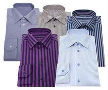 Fashion design new pattern polo wholesale men branded formal shirt models