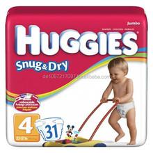 HUGGIES NAPPY NEW BORN 2. 30S