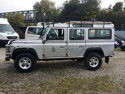 USED CARS - LAND ROVER DEFENDER 110 TD5 (LHD 4034)