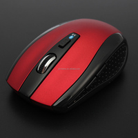 Ergonomic Non-slip Wireless Optical Mouse 1600 DPI Gaming Bluetooth 3.0 Mice For Laptop Notebook Computer Peripherals