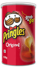 TASTEFUL PRINGLES POTATO CHIPS - USA ORIGIN
