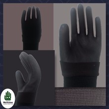 Latex Dipped Terry Acrylic Gloves