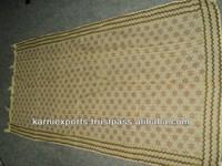 Sanganeri handblock printed Curtains jaipur made Door , / Ethnic printed beautiful curtain