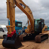 Cat 320cl used digger for sale in Shanghai China, Caterpillar used excavator 320