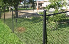 chain link fencing popular in Malaysia