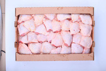 Halal Frozen Chicken Thigh - Grade A