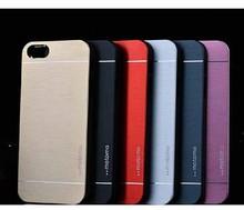 For Iphone 6 6 plus Samsung s6 case MOTOMO Ultra Thin Metal Aluminium Alloy + Hard PC Case