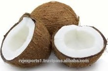 Coco fresco de la India