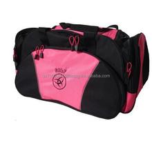 Celeritas Sports pink golf duffel