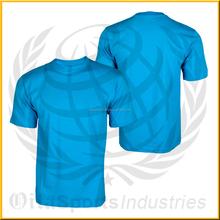 Custom Made T-Shirts, 100% Cotton Men Style Blank T Shirt Wholesale Price in Pakistan