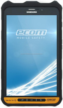 """Tab-Ex 01 - World's thinnest tablet computer for use in Division 2 - only 13,8 mm / 0.54"""" incl. protective case!"""