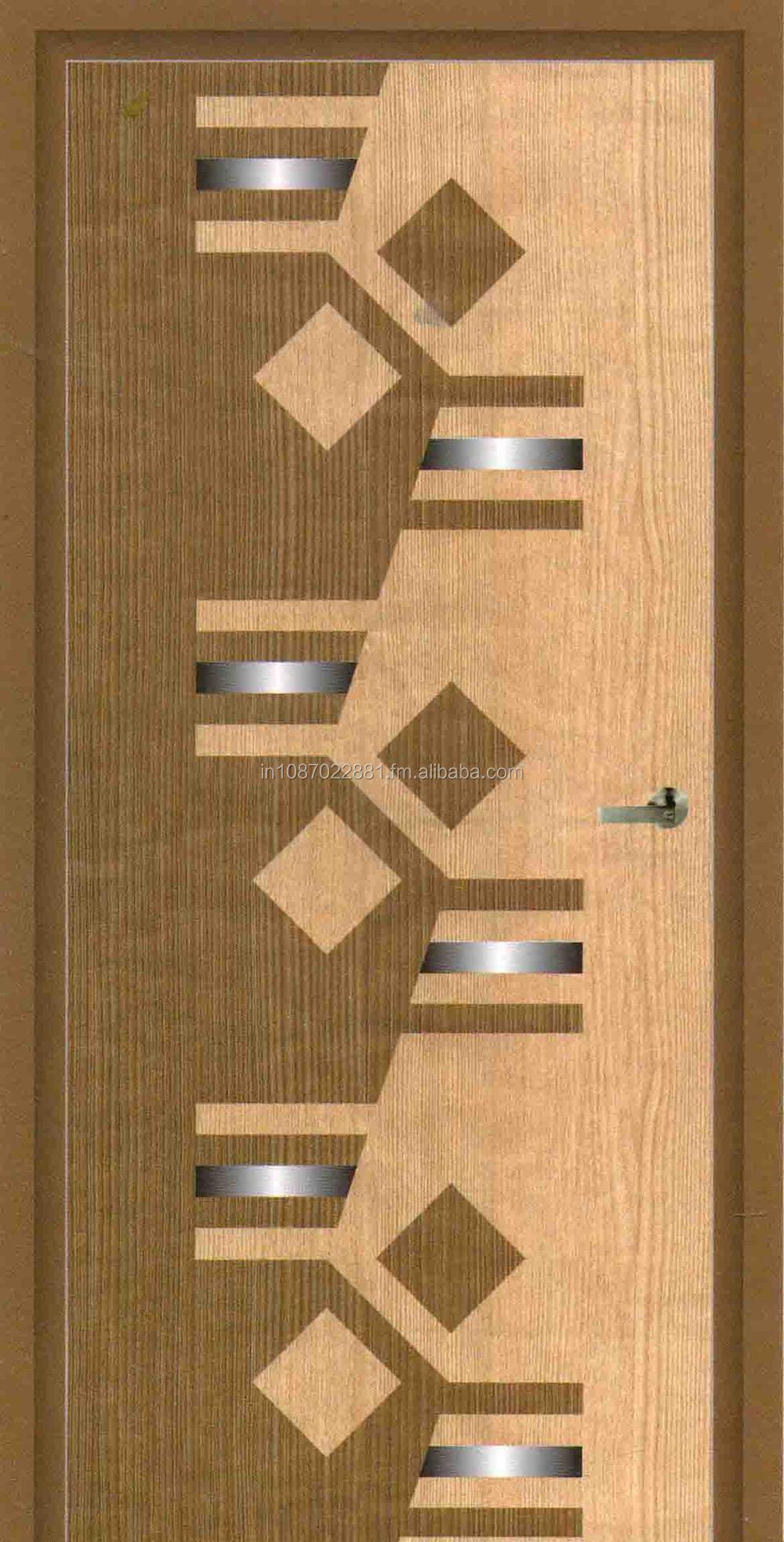 Mica skin doors for Door design in mica