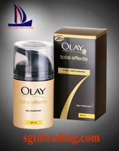 High qualiy face cream, lotion with well-known brands