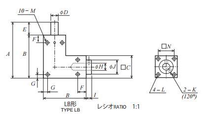 B-BOX BSB Drawing
