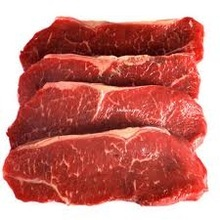 FROZEN HALAL BEEF / BUFFALO BONELESS MEAT FOR CHINA (FQ CUTS / HQ 4 CUTS / COMPENSATED 60/40)