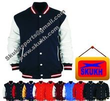 ManVarsity Jackets / Custom Versity Jackets / Get Your Own Custom Desinged Varsity Jackets With Sublimation Lining From Pakistan