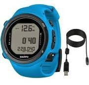 BUY 2 GET 1 FREE Suunto D4i Novo Dive Watch with USB PC Download Kit