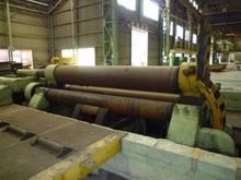 Roll Bending machine t 50 mm x w 4000 mm