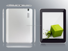 9.7 inch 2160P HD Android4.11 Dual-Core Tablet PC With 5.0MP camera 3G+GPS+bluetooth+ATV+FM+HDMI