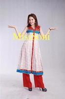 Pakistani Anarkalis three piece suits cotton Anarkalis