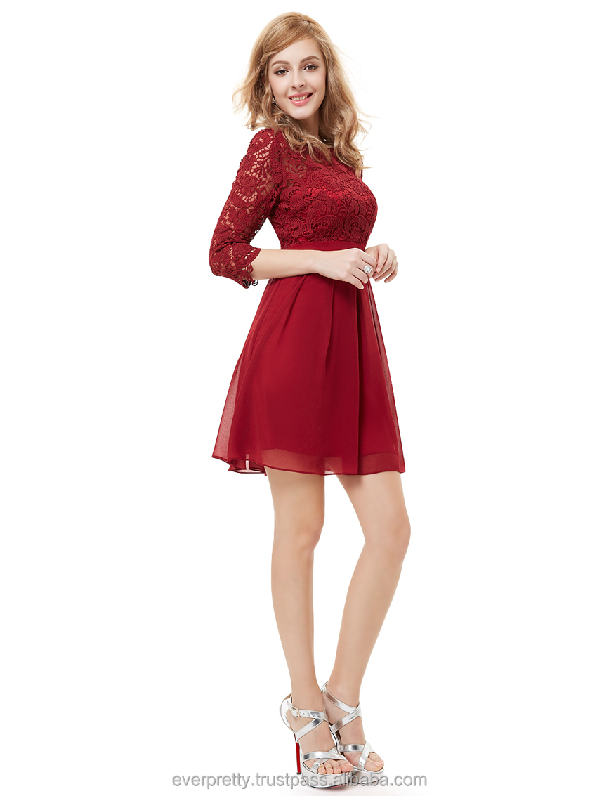 Cute Short Red Dresses