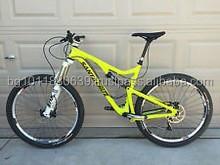 Discount Offers Santa Cruz Bicycles Bronson R Complete Mountain Bike - 2015 Satin Black/Magenta, L