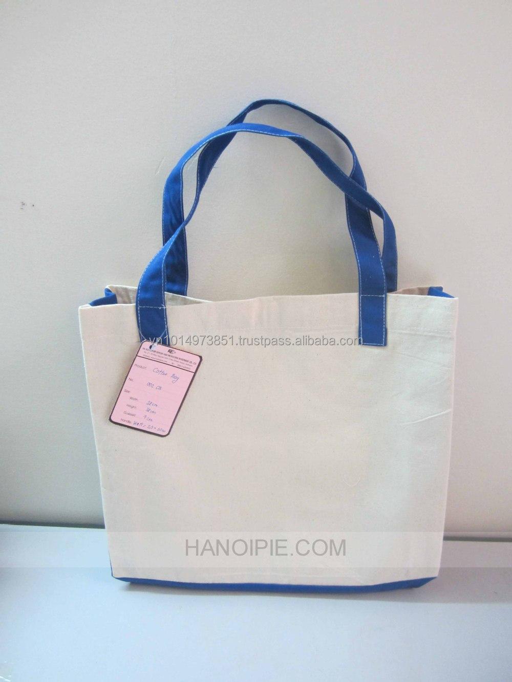 Plain Cotton Shopping Bags.JPG