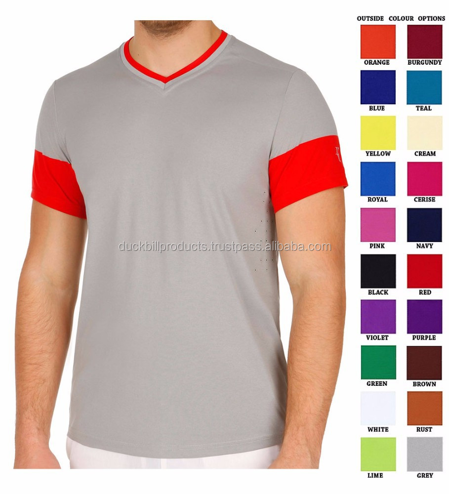 Different color combination t shirt cheap blank t shirts for Polo shirt color combination