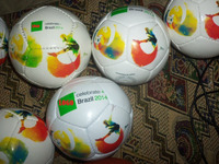 2015 promotional mini soccer ball size 1