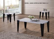 Coffee Table , Coffee End Table , Alma