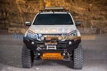4X4 Accessories Front Bumper Everest Bull Bar Series for Isuzu all new D-max