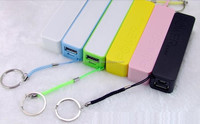 Vking Multi Colored Perfume Move Battery Charger CE FCC ROHS Certificated battery chargers 2600Mah