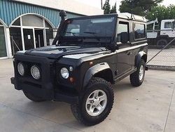 Used Land Rover Defender 90 Station Wagon - Left Hand Drive - Stock no: 13467