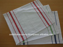 Cotton Tea towels and Napkins from India