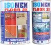 ISONEM FLOOR - Epoxy Based Floor Coating