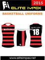 nuevo uniforme de baloncesto