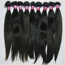 HBN Peruvian Human hair extension (for weaving) with track