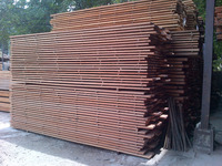 MERBAU sawn timber usd 490/cbm - BANGKIRAI usd 390 /cbm - DECKING - FLOORING