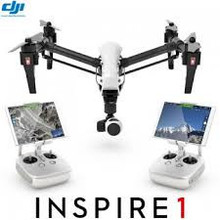 New DJI Inspire 1 w/ Single Remote Control 3-Axis Gimbal 4K HD Camera Drones Quadcopter