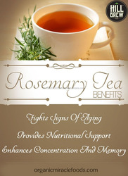 GMP Certified Rosemary Leaf Tea Suppliers