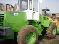 Used Kawasaki Wheel Loader KLD50Z-III