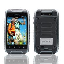 Waterproof, Dust Proof, Shockproof, Dual SIM Smartphone (Black)