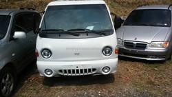Used Hyundai porter 1ton Truck 2000